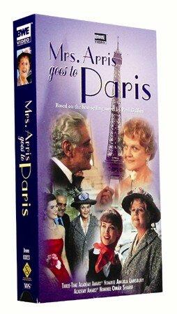 Миссис Харрис едет в Париж смотреть онлайн