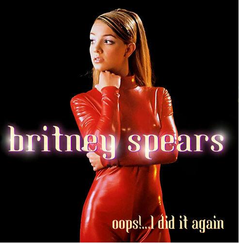 Britney spears oops i did it again скачать