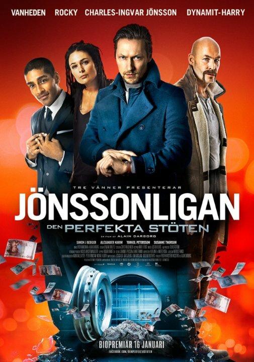 Банда Йонссона. Большой куш (2015)