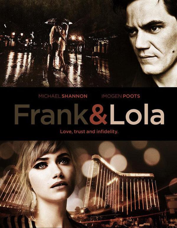 Отзывы к фильму – Фрэнк и Лола (2015)