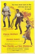 Постер к фильму Гордость и страсть (1957)