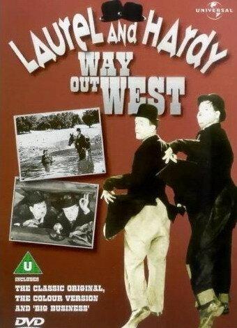 Путь с Запада (1937) полный фильм онлайн