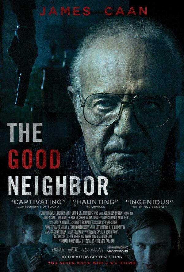 Отзывы к фильму – Хороший сосед (2016)