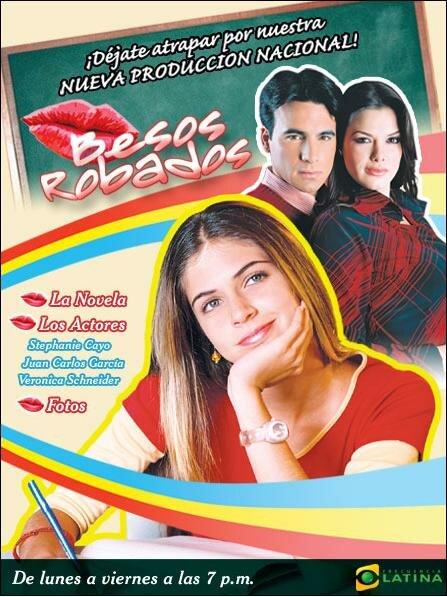 505764 - Украденные поцелуи ✸ 2004 ✸ Перу