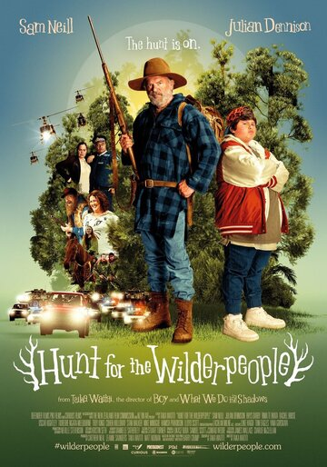 ����� �� ������� / Hunt for the Wilderpeople (2016) �������� ������