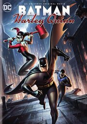 Кино Бэтмен и Харли Квинн (2017) смотреть онлайн