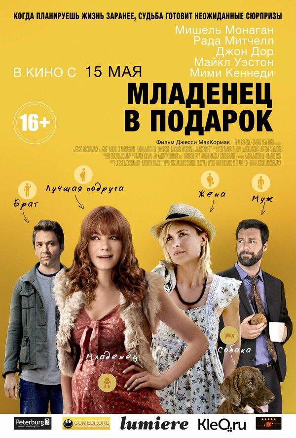 Отзывы к фильму – Младенец в подарок (2013)