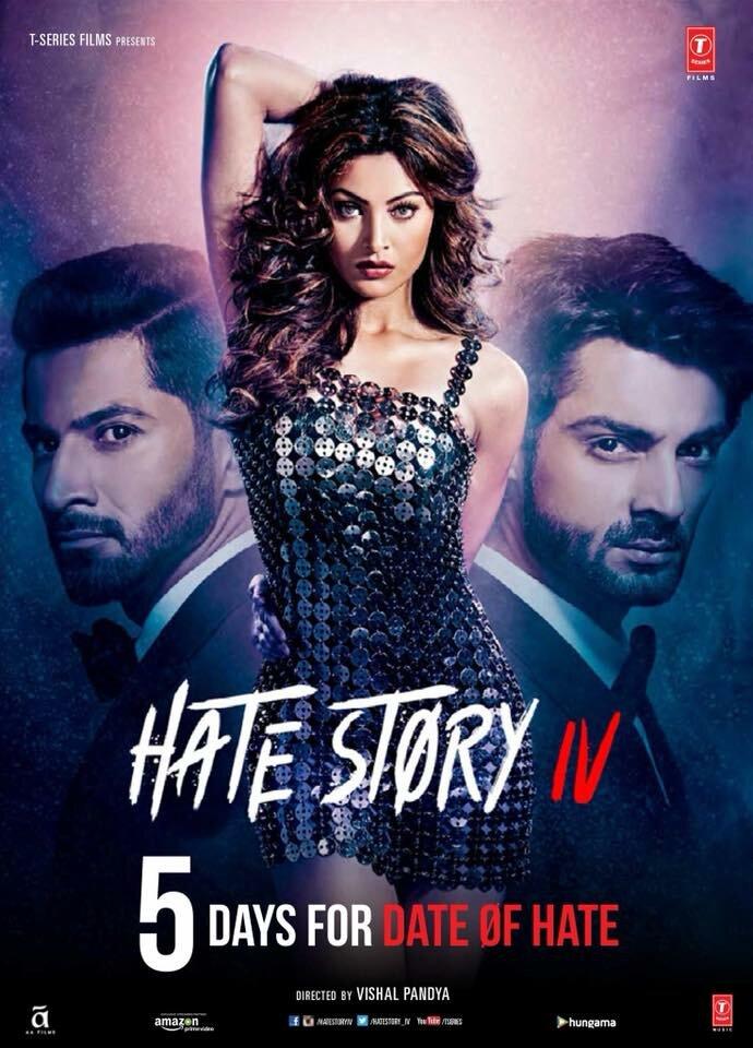 История ненависти 4 / Hate Story IV. 2018г.