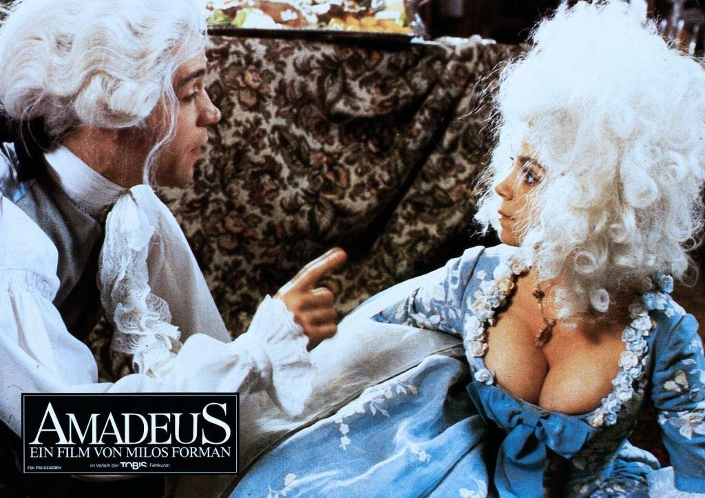 Amadeus Nude Scene