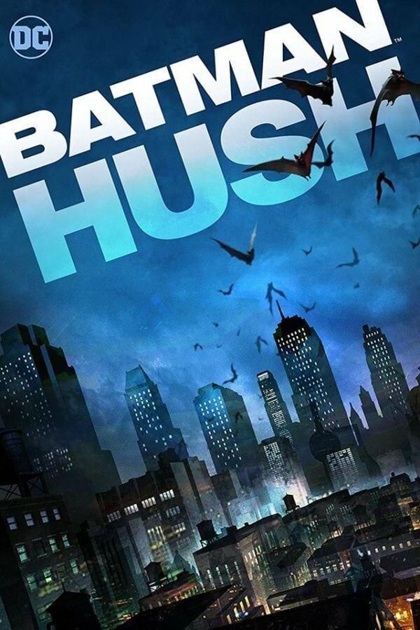 Бэтмен: Тихо! 2019