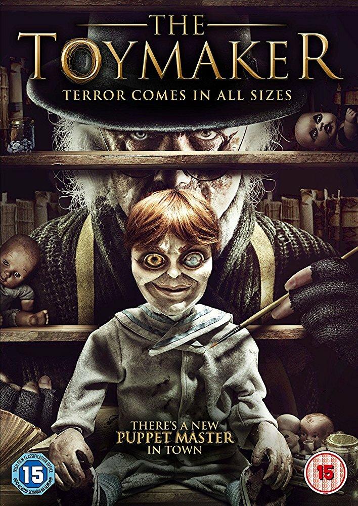 Повелитель игрушек / The Toymaker (2017)