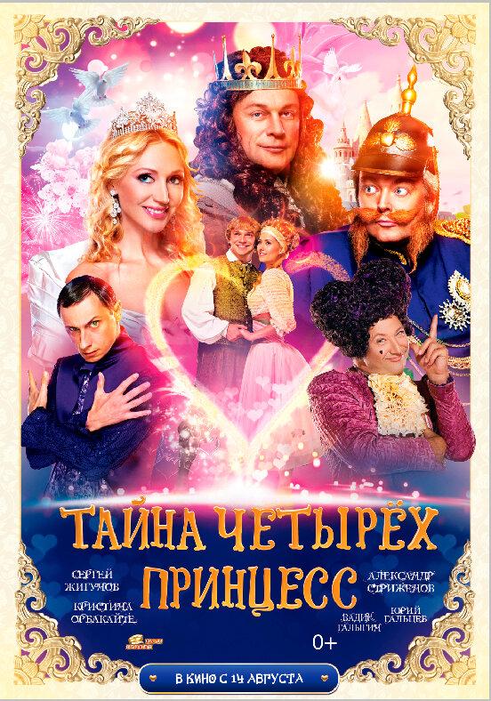 Тайна четырех принцесс (2014) смотреть онлайн бесплатно в HD качестве