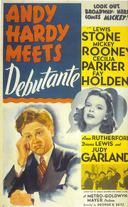 Энди Харди встречает дебютантку (1940)