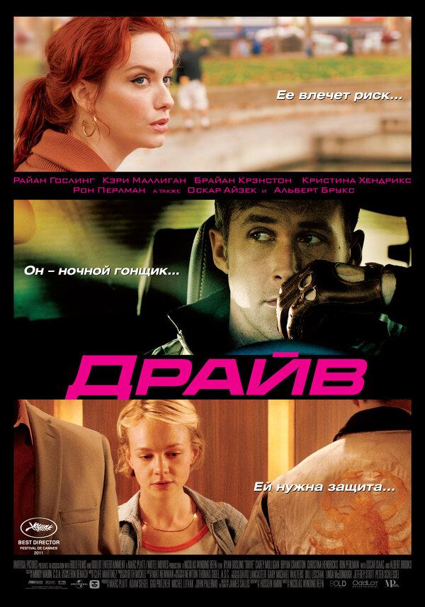 Отзывы к фильму – Драйв (2011)