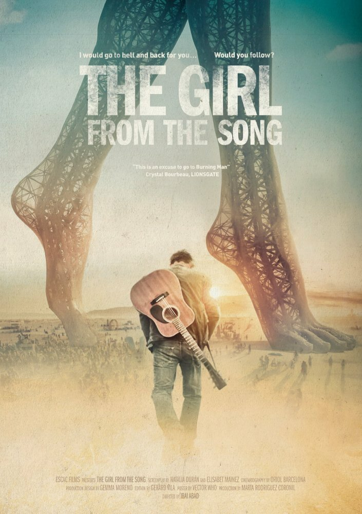 Девушка из песни / The Girl from the Song (2017)