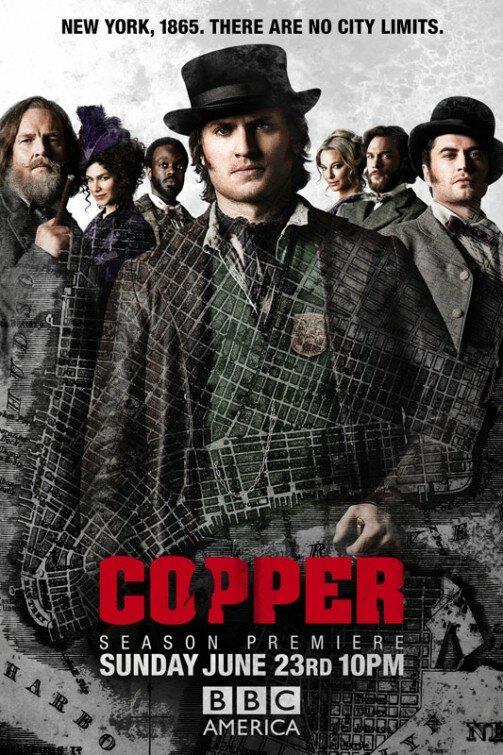 Copper сериал скачать торрент