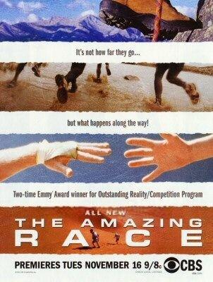 Удивительная гонка (2001) полный фильм