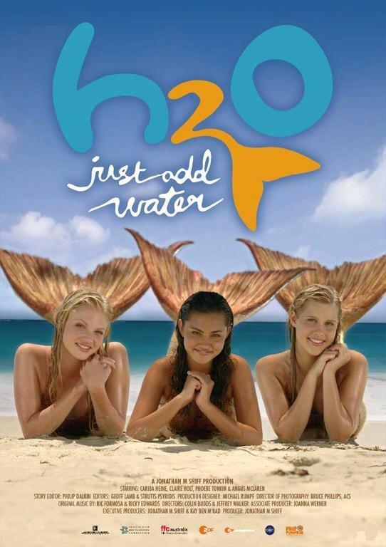H2O: Просто добавь воды