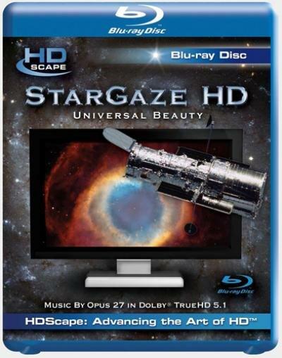 Вселенная глазами телескопа Хаббл / HDScape. StarGaze HD: Universal Beauty [2000/2008, Документальный, BDRip]