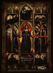 Смотреть Салем (1 сезон) (2014) в HD качестве 720p