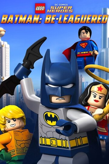 LEGO Бэтмен: В осаде 2014