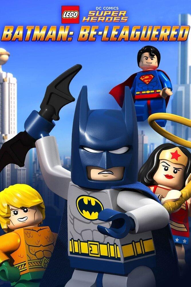 LEGO Бэтмен: В осаде (ТВ) (2014)