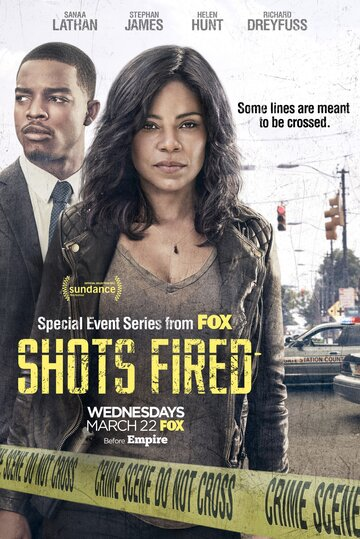 Огнестрел (1 сезон) - смотреть онлайн