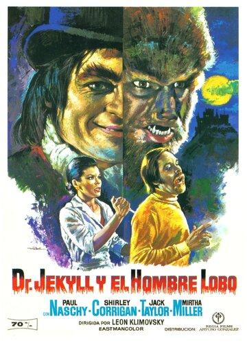 Доктор Джекилл против Человека-Волка