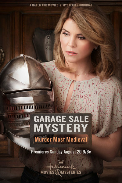Тайна гаражной распродажи: Средневековое убийство (2017)