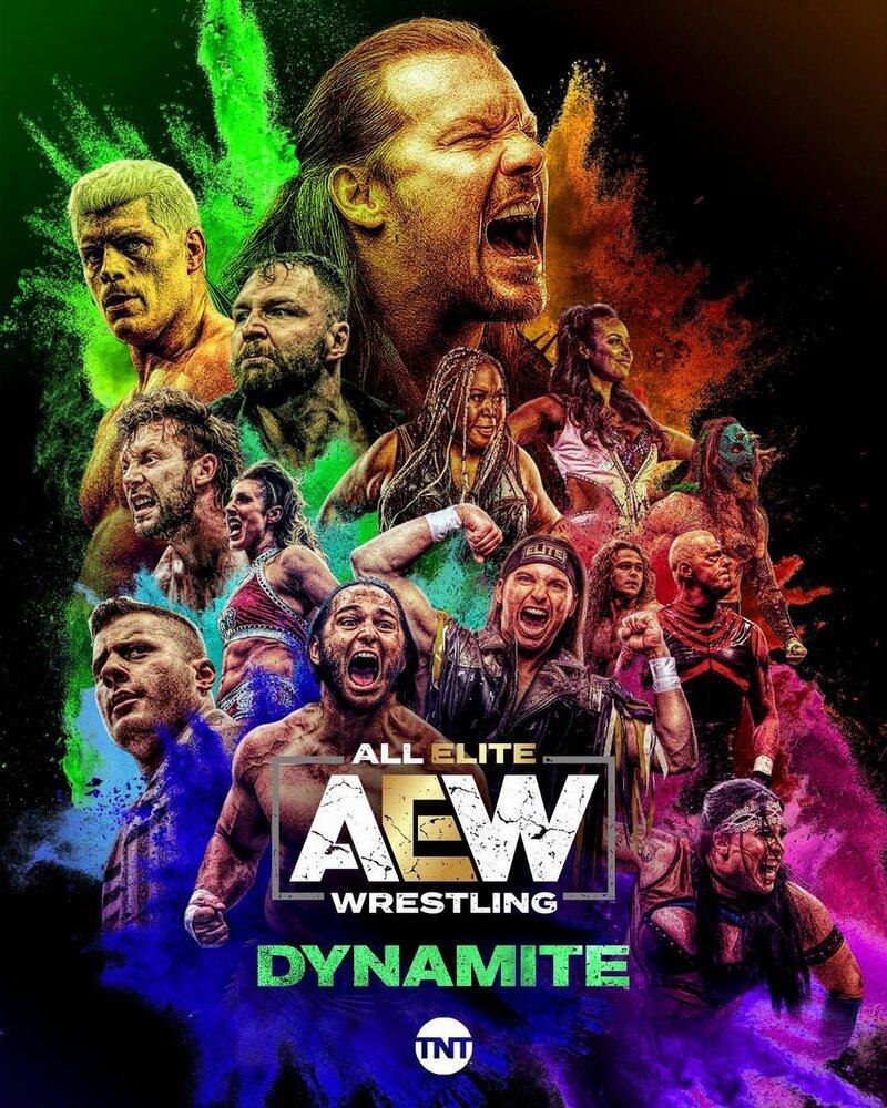 """Рестлинг-шоу от """"All Elite Wrestling"""" (1 сезон) (2019)"""