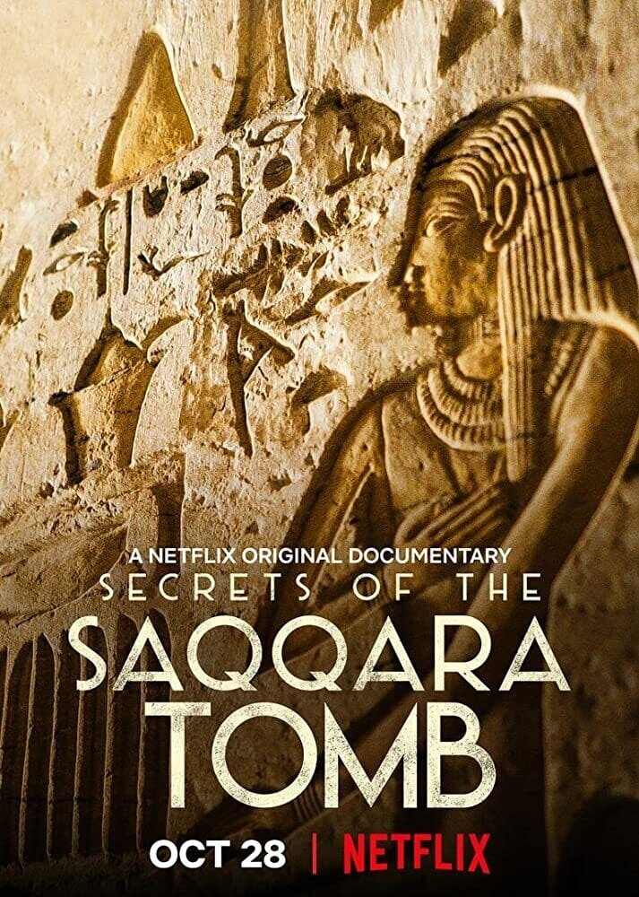 Тайны саккарских гробниц (2020) смотреть онлайн в хорошем качестве