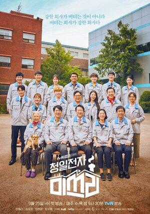 300x450 - Дорама: Мисс Ли / 2019 / Корея Южная