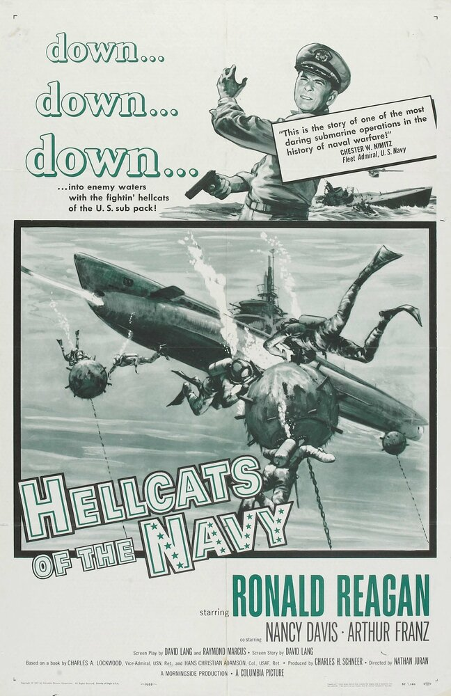 Морские ведьмы / Hellcats of the Navy (1957)