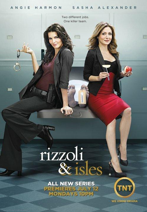 Риццоли и Айлс 1-4 сезон 1-16 серия SET Russia | Rizzoli & Isles