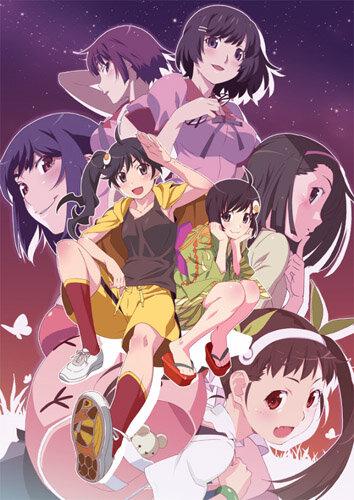 Истории подделок / Nisemonogatari (2012)