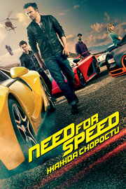 Смотреть онлайн Need for Speed: Жажда скорости
