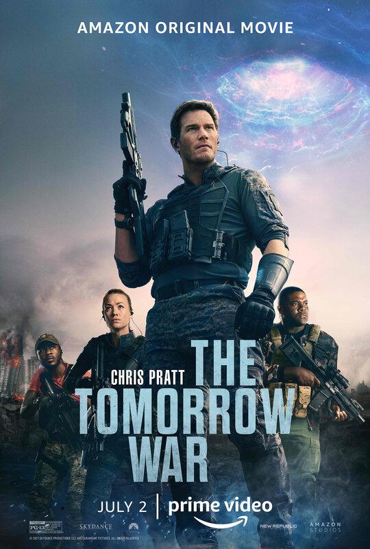 The Tomorrow War. 2021. фантастика, боевик. Режиссер Крис МакКей. 138 мин.