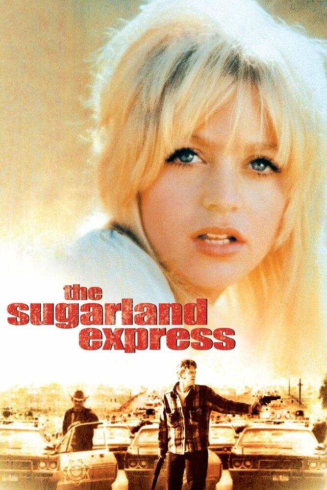 Шугарлендский экспресс / The Sugarland Express (1974) HDTVRip