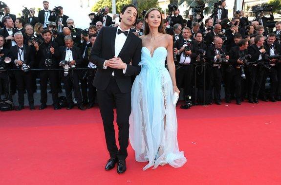 Эдриан Броуди и Лара Лието / Фото: Getty Images