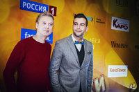Иван Ургант, Сергей Светлаков