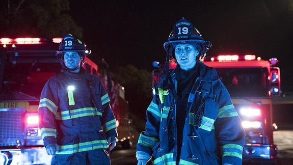 «Пожарная станция 19»