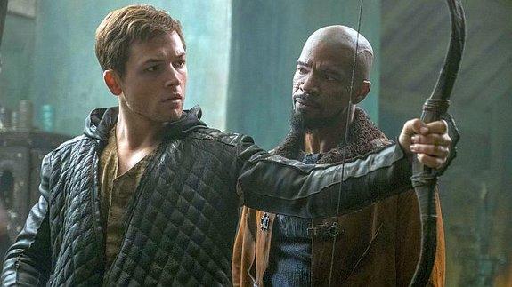 Lionsgate сменила дату релиза приключенческой ленты «Робин Гуд: Начало»