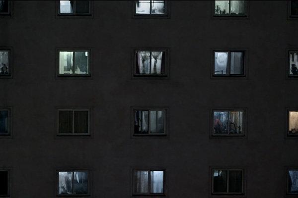 Кадр из фильма «В лучах солнца»