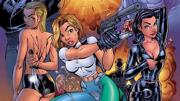 Продюсеры «Обители зла» экранизируют комикс Danger Girl