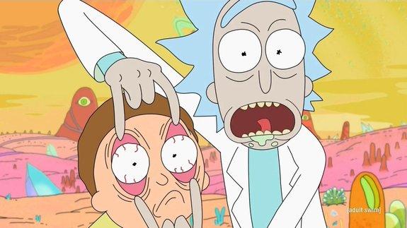 Adult Swim заказал 70 новых эпизодов сериала «Рик и Морти»
