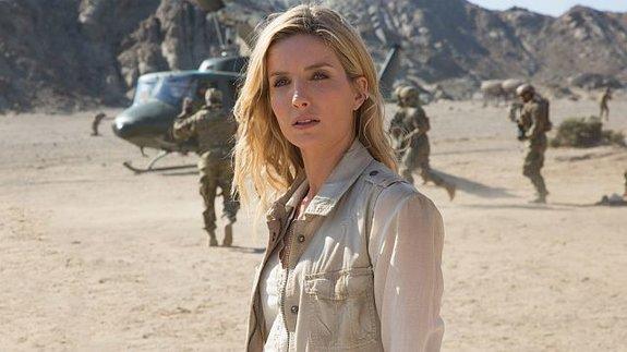 Аннабелль Уоллис снимется с Фрэнком Грилло в боевике «Последний уровень»