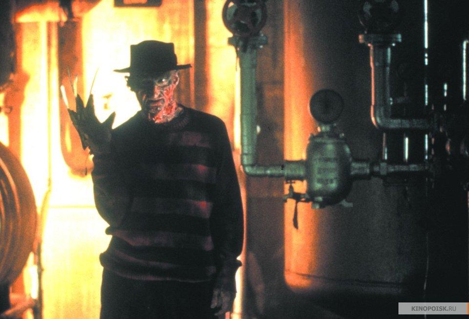 «Кошмар наулице Вязов», 1984