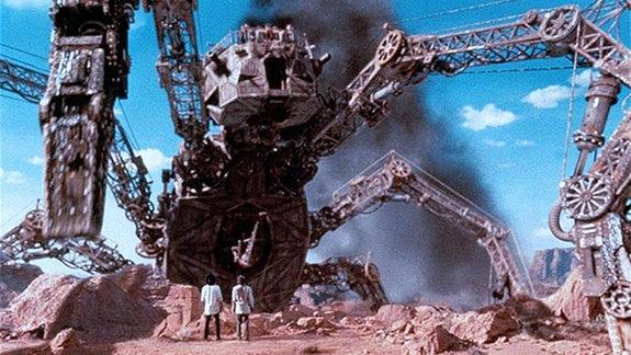 Механический паук из фильма «Дикий, дикий Запад»