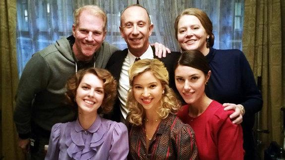 Актеры сериала «Американцы»