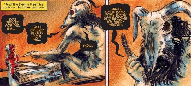 Комикс «Леденящие душу приключения Сабрины»